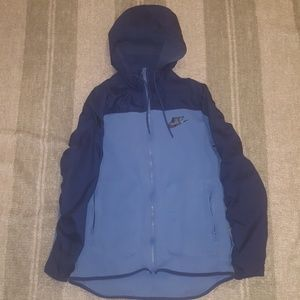 MENS NIKE ZIP UP JACKET WITH HOODIE